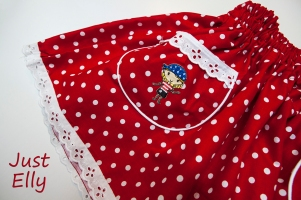 Skirt with dots 2