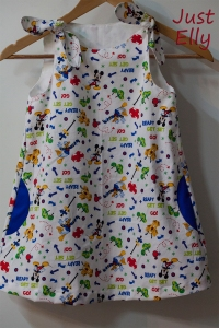 Mickey dress 3