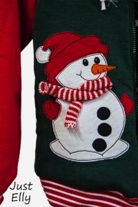 Snowman jacket 1a