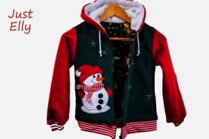 Snowman jacket 2a