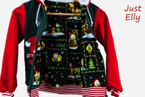 Snowman jacket 3a