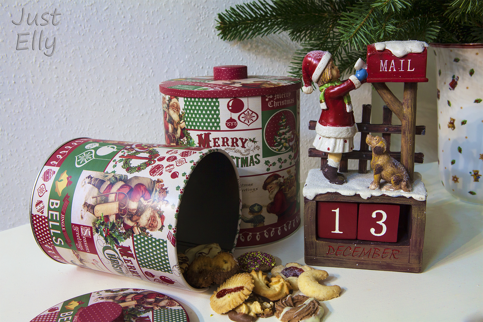 December 13th - My advent calendar