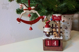 December 14th - My advent calendar