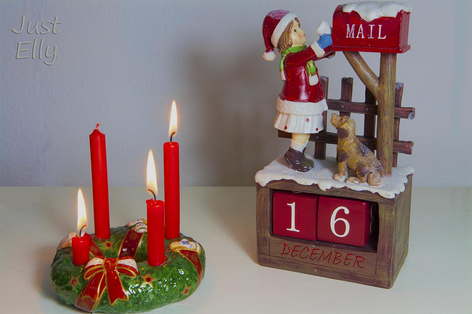 December 16th - My advent calendar