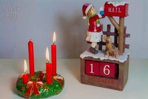 December 16th - My advent calendar