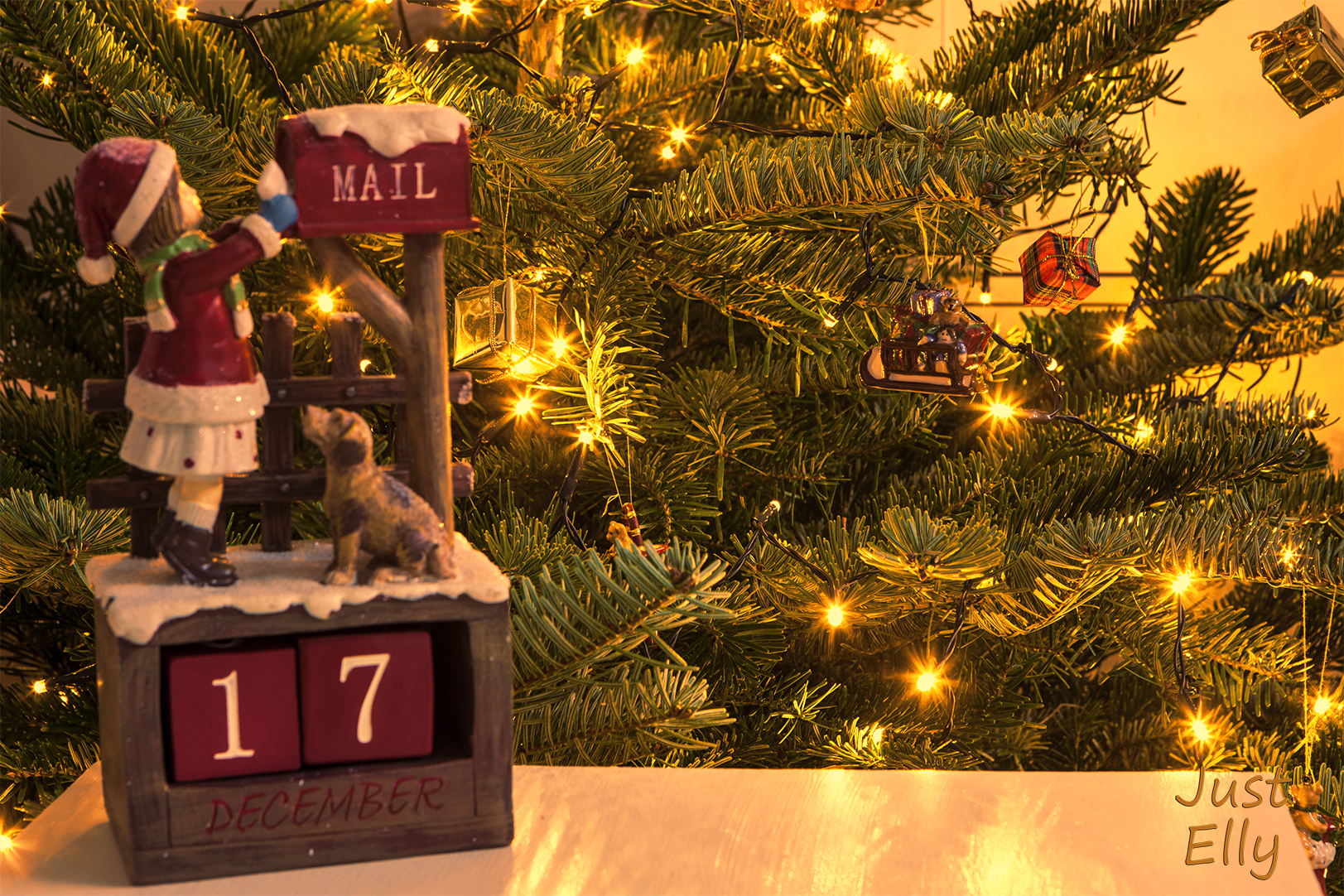 December 17th - My advent calendar