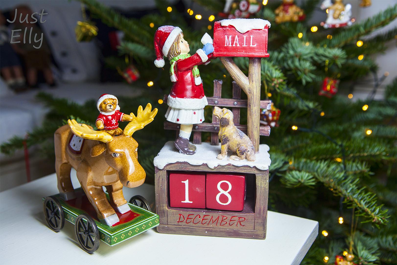 December 18th - My advent calendar