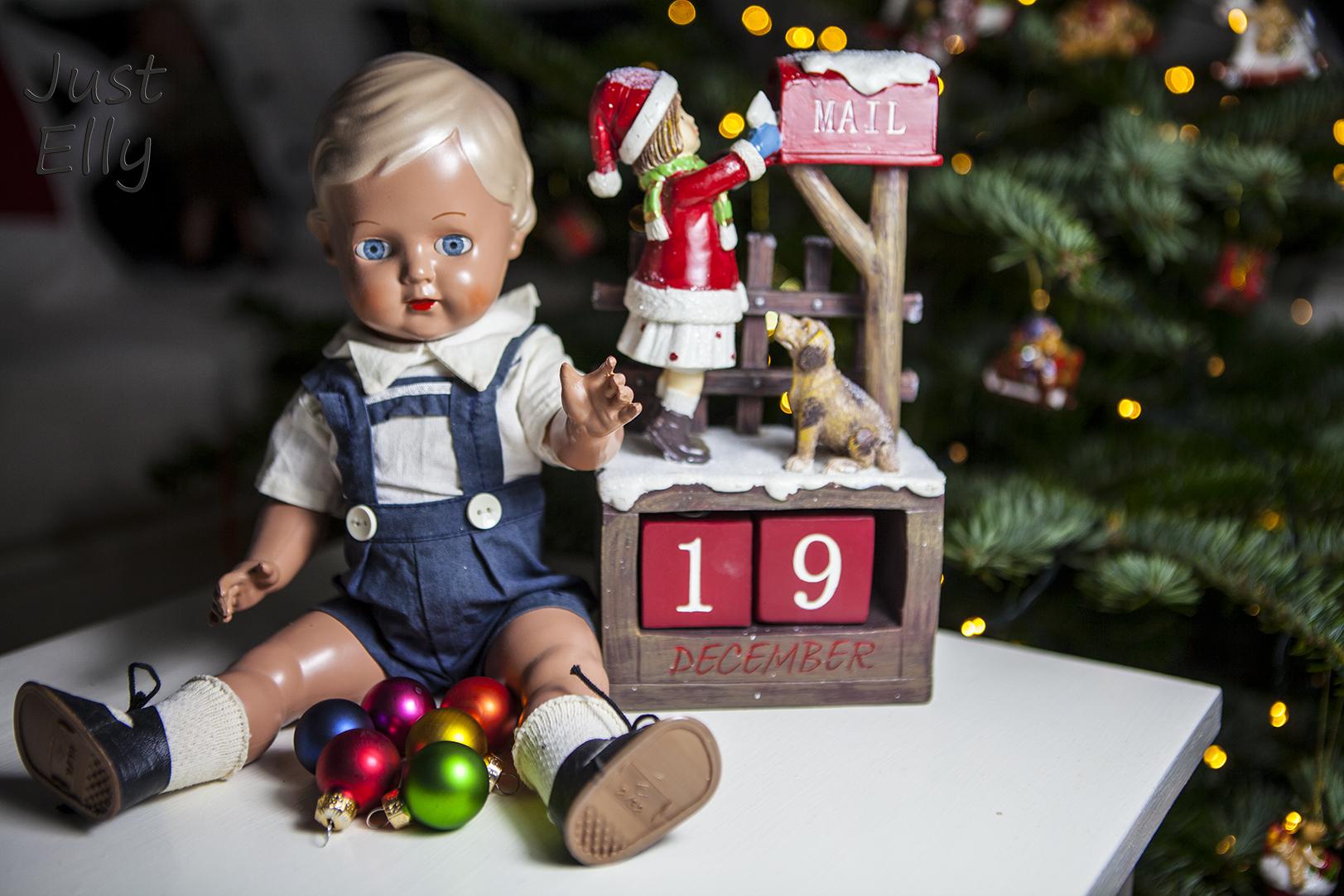 December 19th - My advent calendar