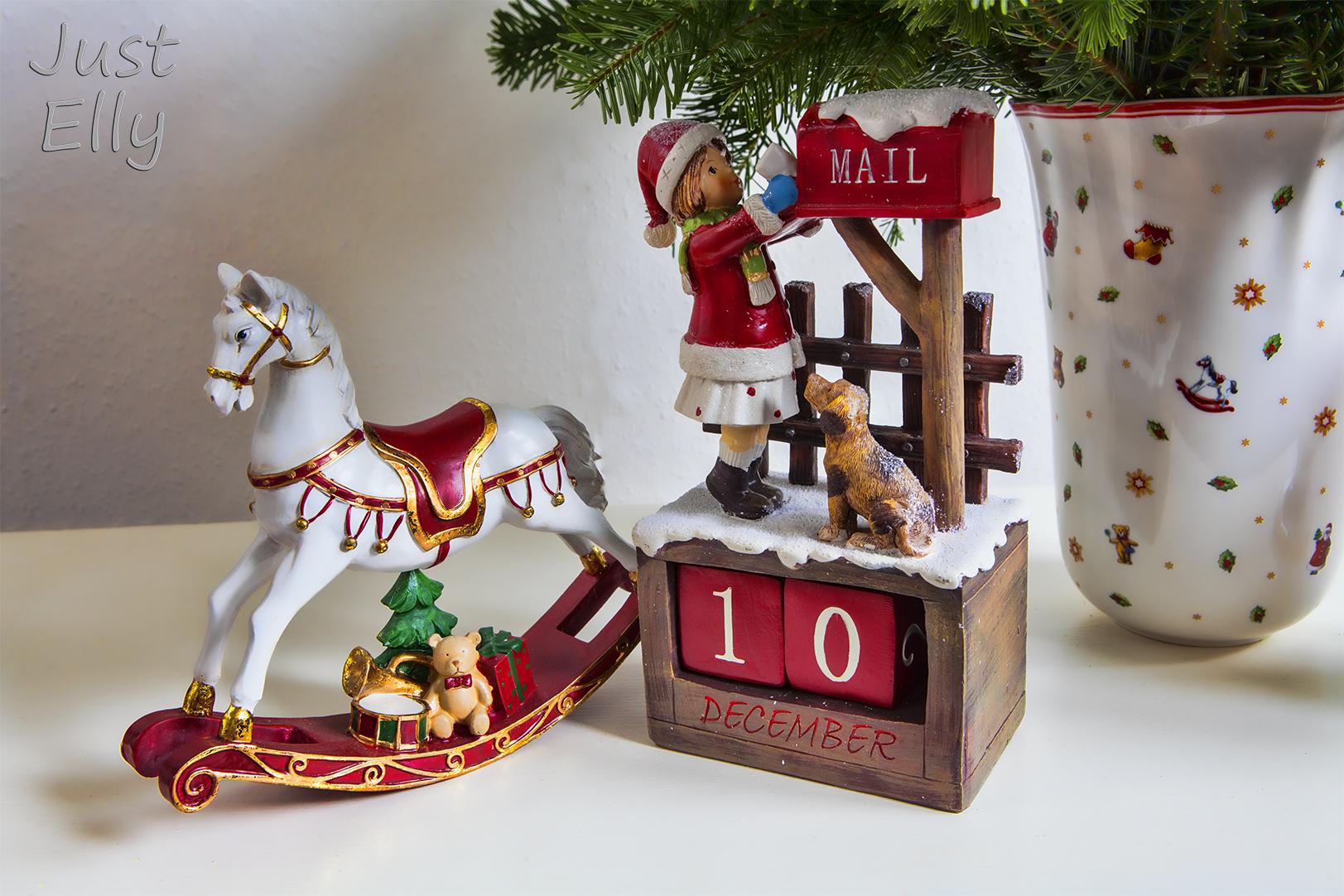 December 10 - My advent calendar