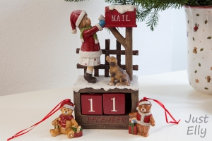 December 11 - My advent calendar