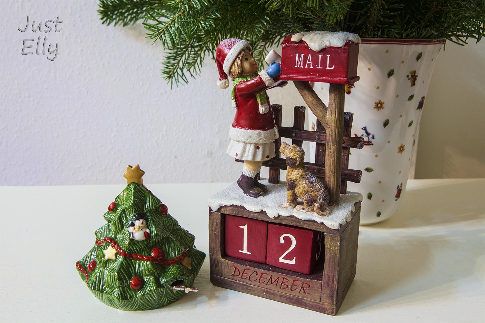 December 12 - My advent calendar
