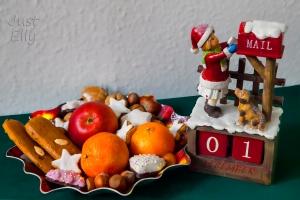 December 1th- my advent calendar