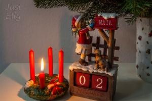 December 2nd - My advent calendar