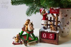 December 5th - My advent calendar