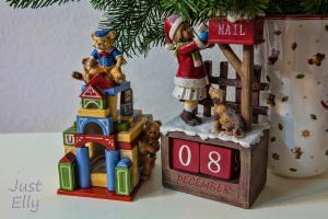 December 8th - My advent calendar