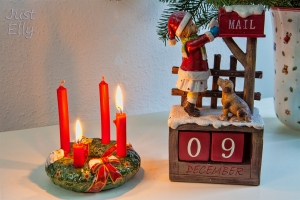 December 9 - My advent calendar