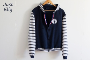 Sweat jacket 04