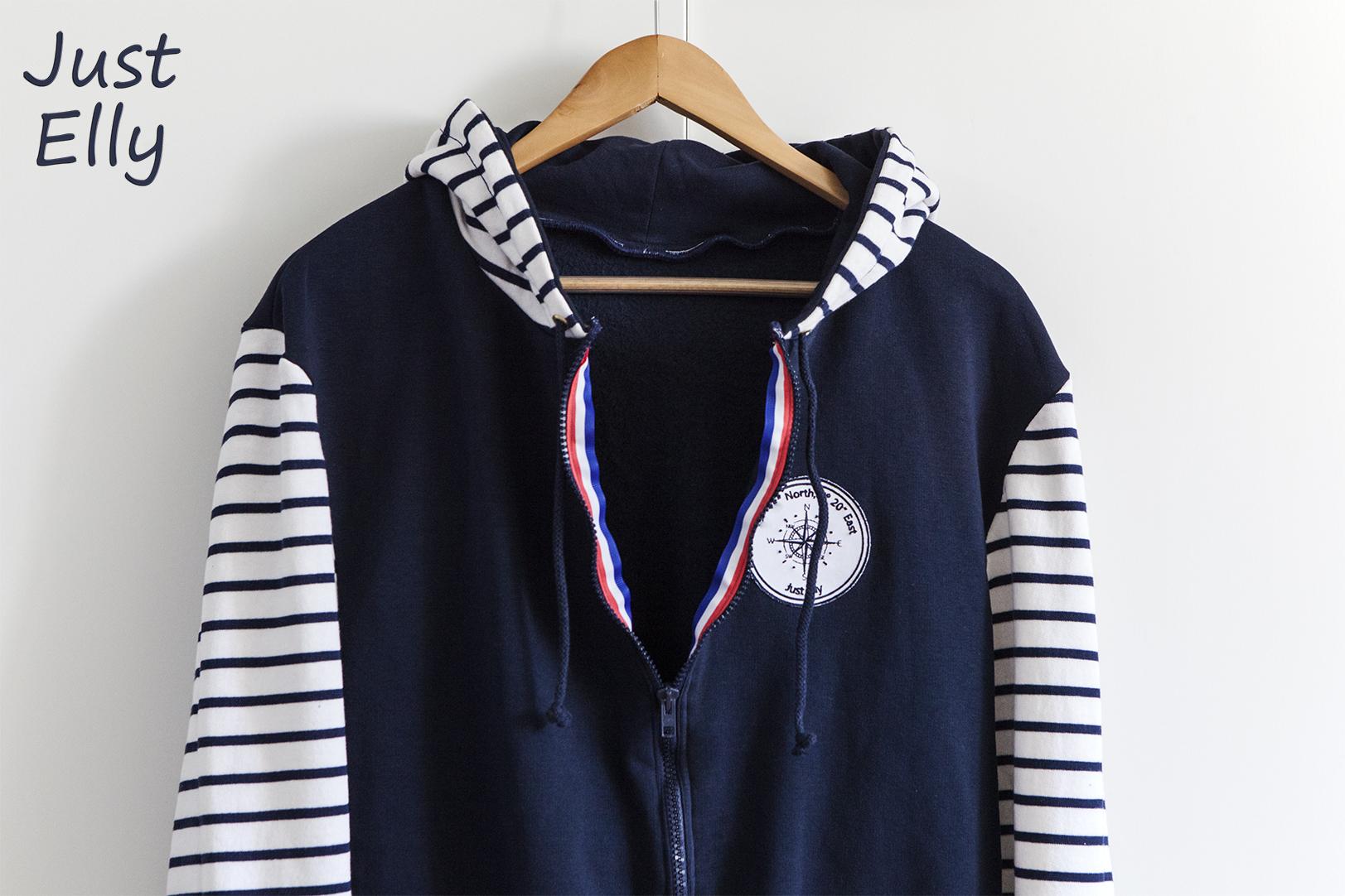 Sweat jacket 05