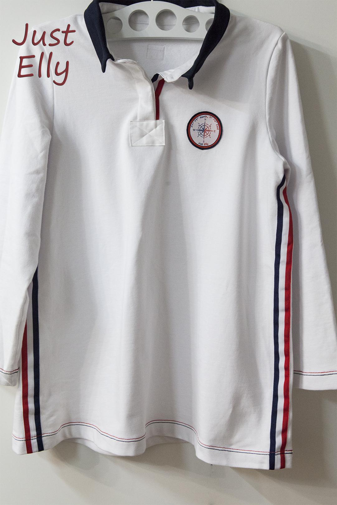 DIY Polo shirt 01