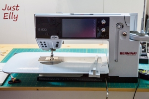 My new Bernina