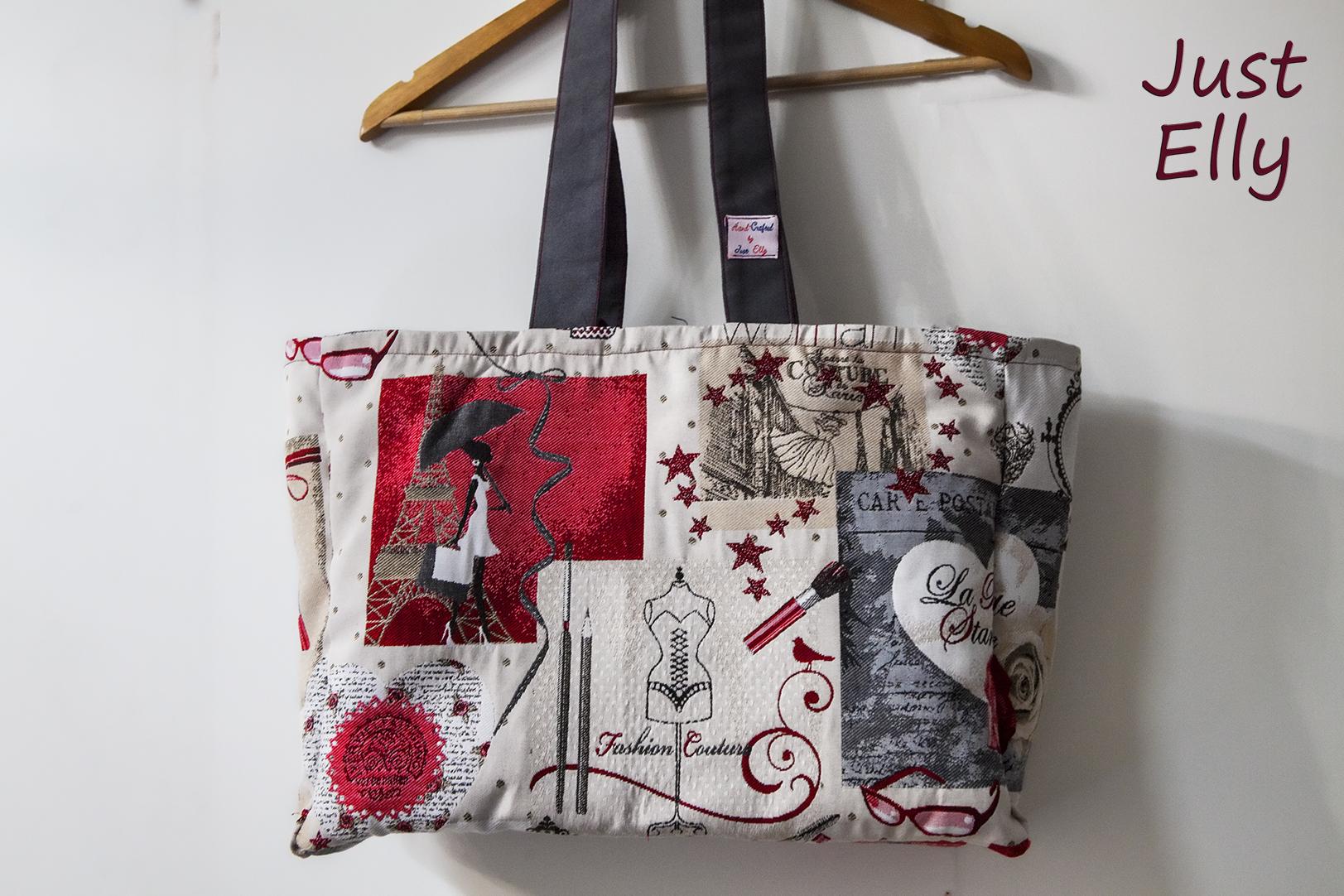 DIY Shopping bag 02