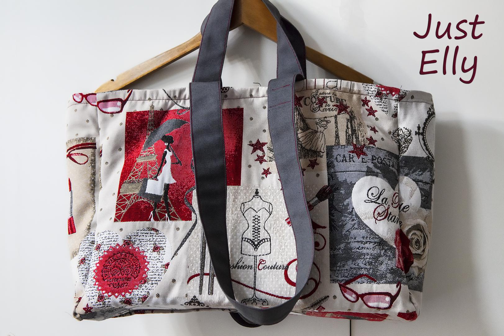 DIY Shopping bag 03