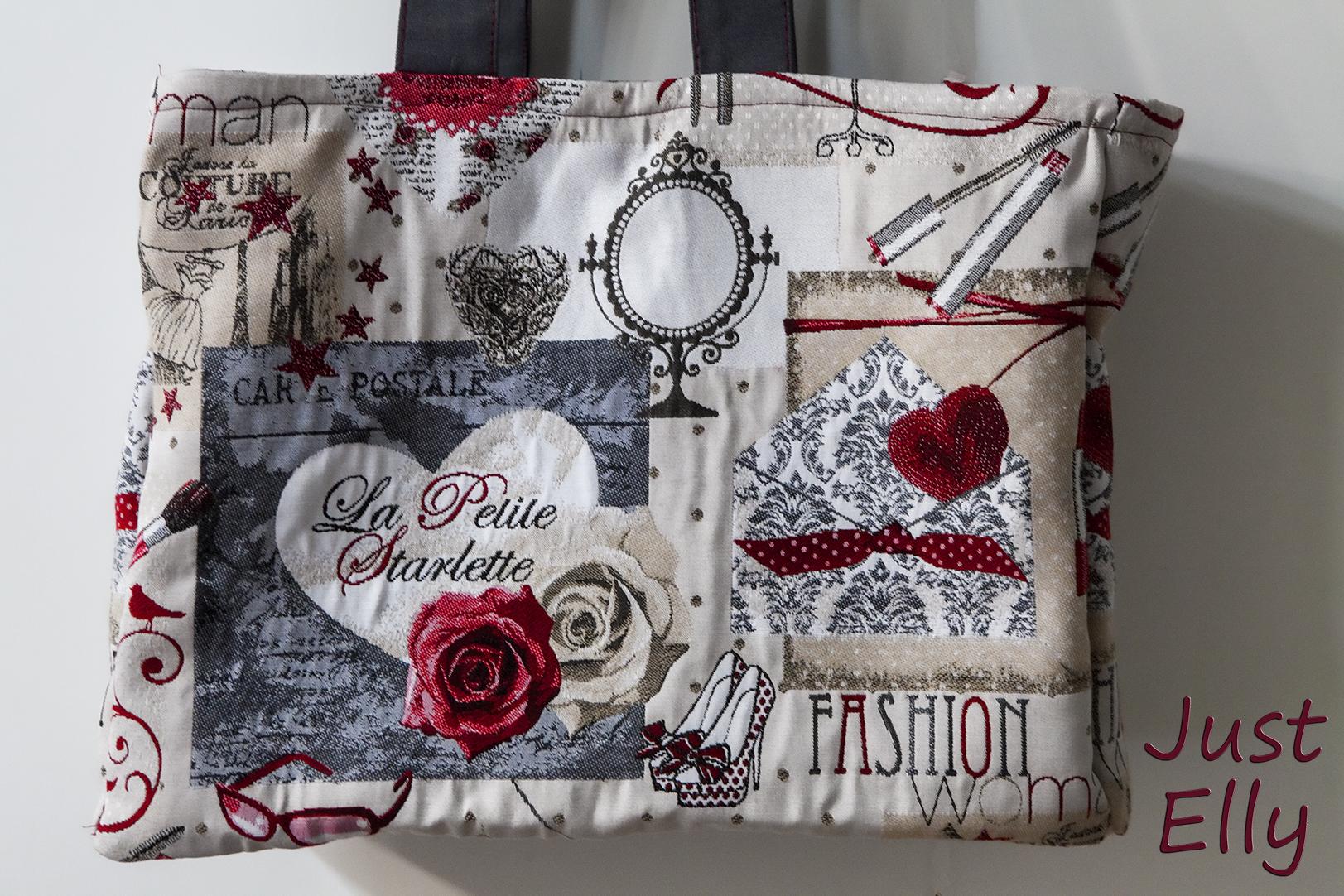 DIY Shopping bag 04