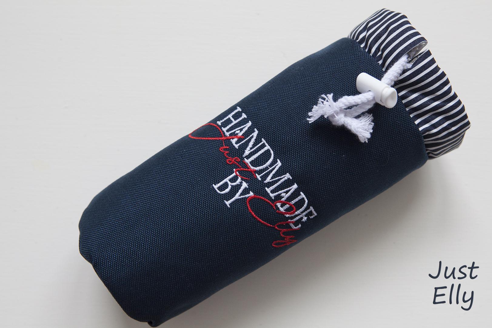 DIY Bottleholder for Belt bag 01