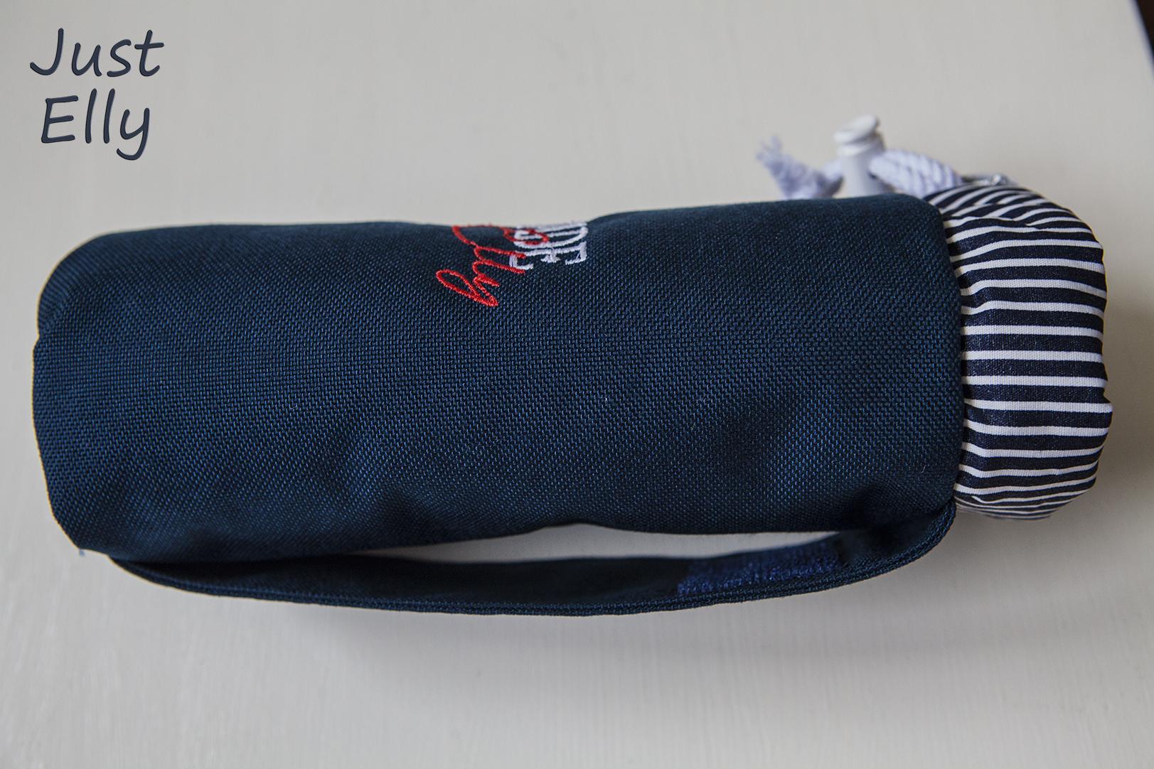 DIY Bottleholder for Belt bag 03